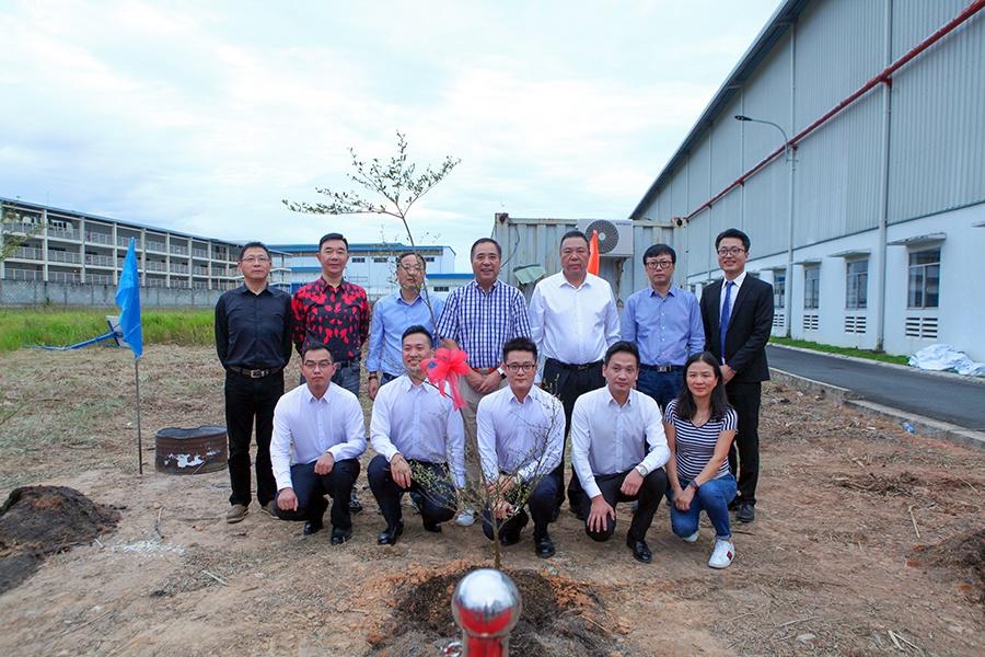 越南工厂二期工程