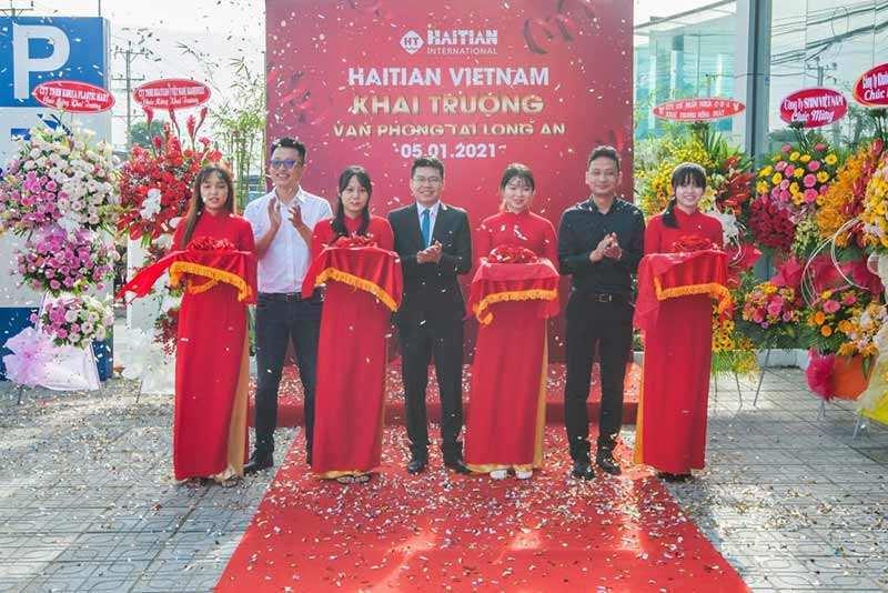 海天越南胡志明展厅正式落成开业