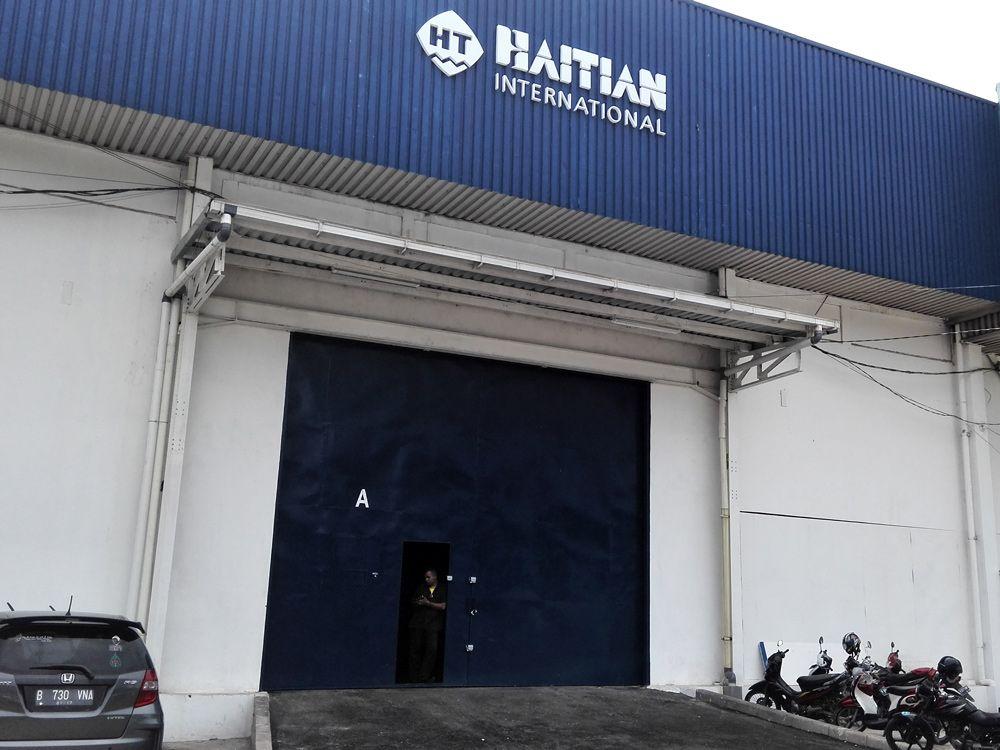 Home - Haitian Group