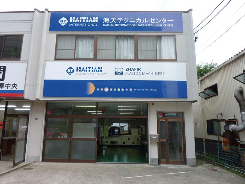 Contact - Haitian Group
