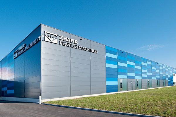Zhafir Plastics Machinery GmbH